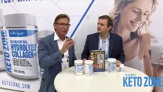 Discussing Keto Zone Hydrolyzed Chicken Collagen