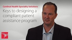 Keys to designing a compliant patient assistance program (PAP)