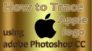 Gambar cover how to trace apple logo | Adobe photoshop tutotials in urdu hindi | by Mudassir chaudhry