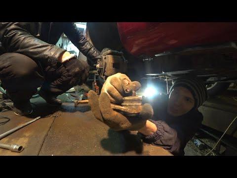Замена шаровых опор Chevrolet Lacetti в подробностях