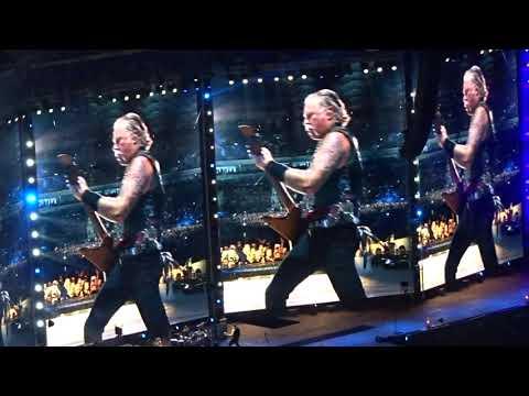 Metallica - Nothing Else Matters I Enter Sandman; Warszawa 21.08.2019 (21)