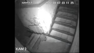 Затопление магазина, реальное видео с камеры видеонаблюдения.(Затопление магазина. Ночь с 7 на 8 августа 2012 г. Петрозаводск., 2013-03-10T01:20:38.000Z)