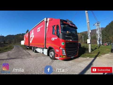 #7.21(SK) Kamiónom Na Spiši / TRUCK VLOG /