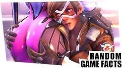 Random Game Facts #34 - Overwatch-Arsch-Skandal, Wolverines Schwert & das Jill-Sandwich