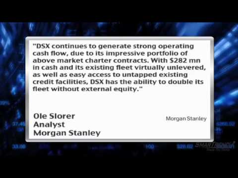 News Update: Morgan Stanley Regards Diana Shipping (NYSE: DSX) As Best In Class Bulker