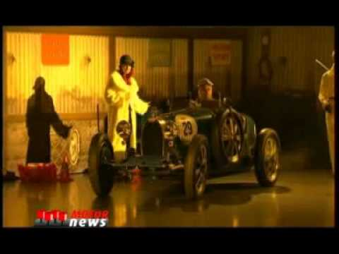 Bugatti - Franz Josef Paefgen, President of Bugatti Automobiles SAS in Deutsche - Motor News