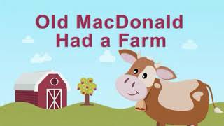 Old MacDonald Had a Farm (Lagu Anak-anak)