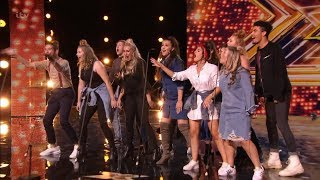 The X Factor UK 2018 LMA Choir Auditions Full Clip S15E05