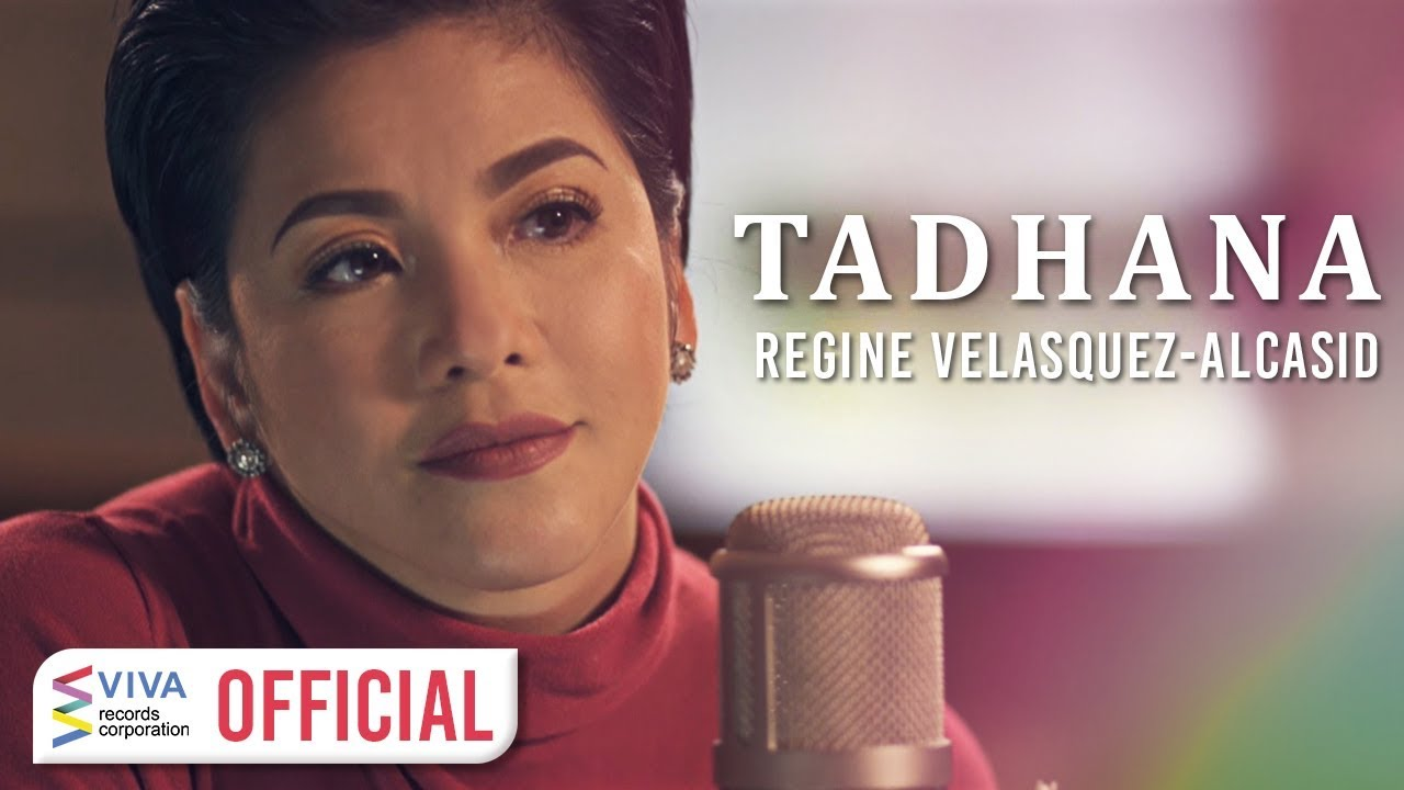 Regine Velasquez-Alcasid — Tadhana [Official Music Video]