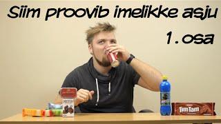 TimTam küpsis, Hustler Kreizi Blue ja Sunlover nutrikosmeetiline jook?! 1. osa