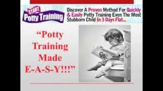 Potty Training - In 3 Days E-A-S-Y!