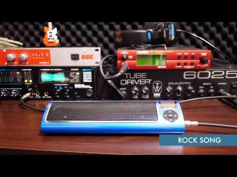 不見不散 LV520三代 MP3音箱(喇叭)測試 AUDIOTEST BOSE UE BOOM