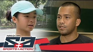 The Score: The new faces of Pinoy Tennis