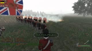 Mount & Blade: Warband - Napoleonic Wars Line Battle #1