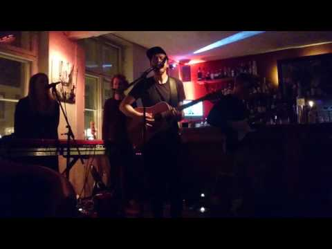 crashcaptains - live at Kulturbar, Greifswald, Germany, 12.04.2017