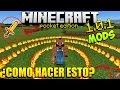 ¿Como Hacer Esto? ???? En Minecraft PE 1.0.0 - Espadas Elementales?? - (Blocklauncher) - MODS ??