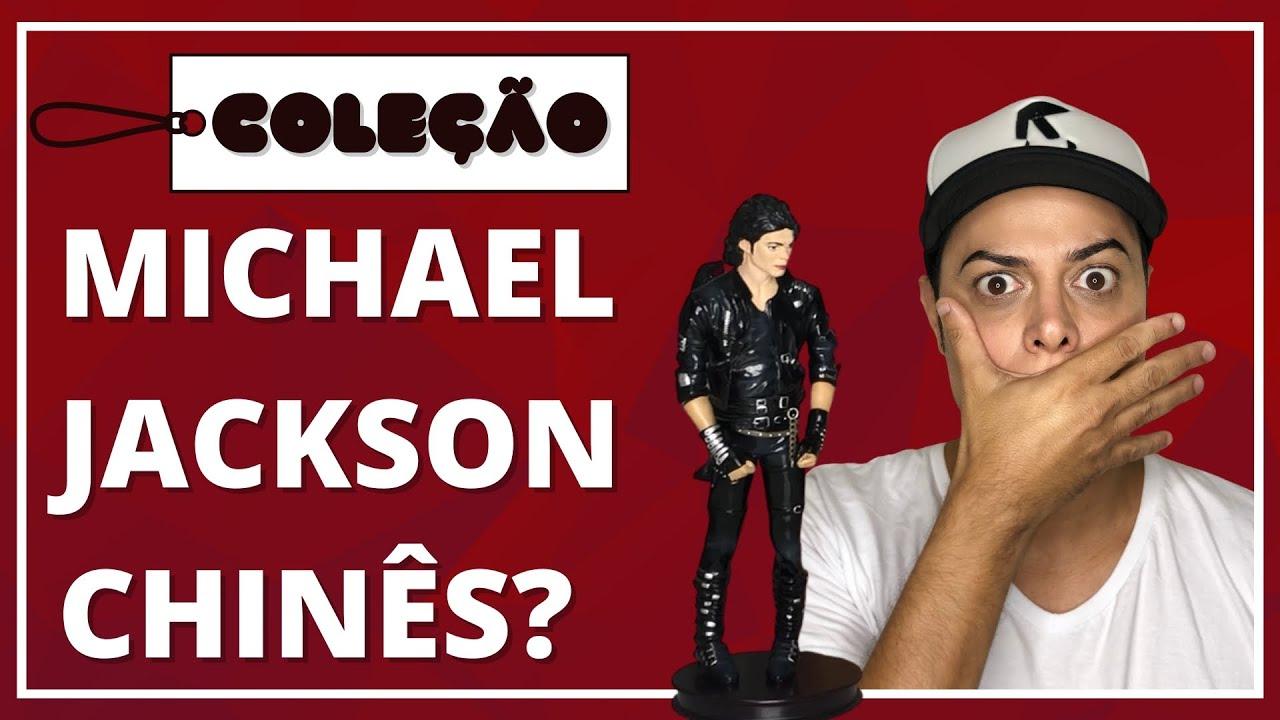 Michael Jackson BAD FIGURE Final Cast | Minha Coleção