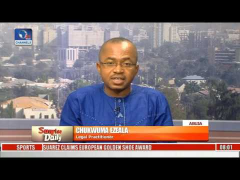 Nigeria's Executive Is More Corrupt Than Any Other Arm Of Government - Legal Practitioner Pt 3