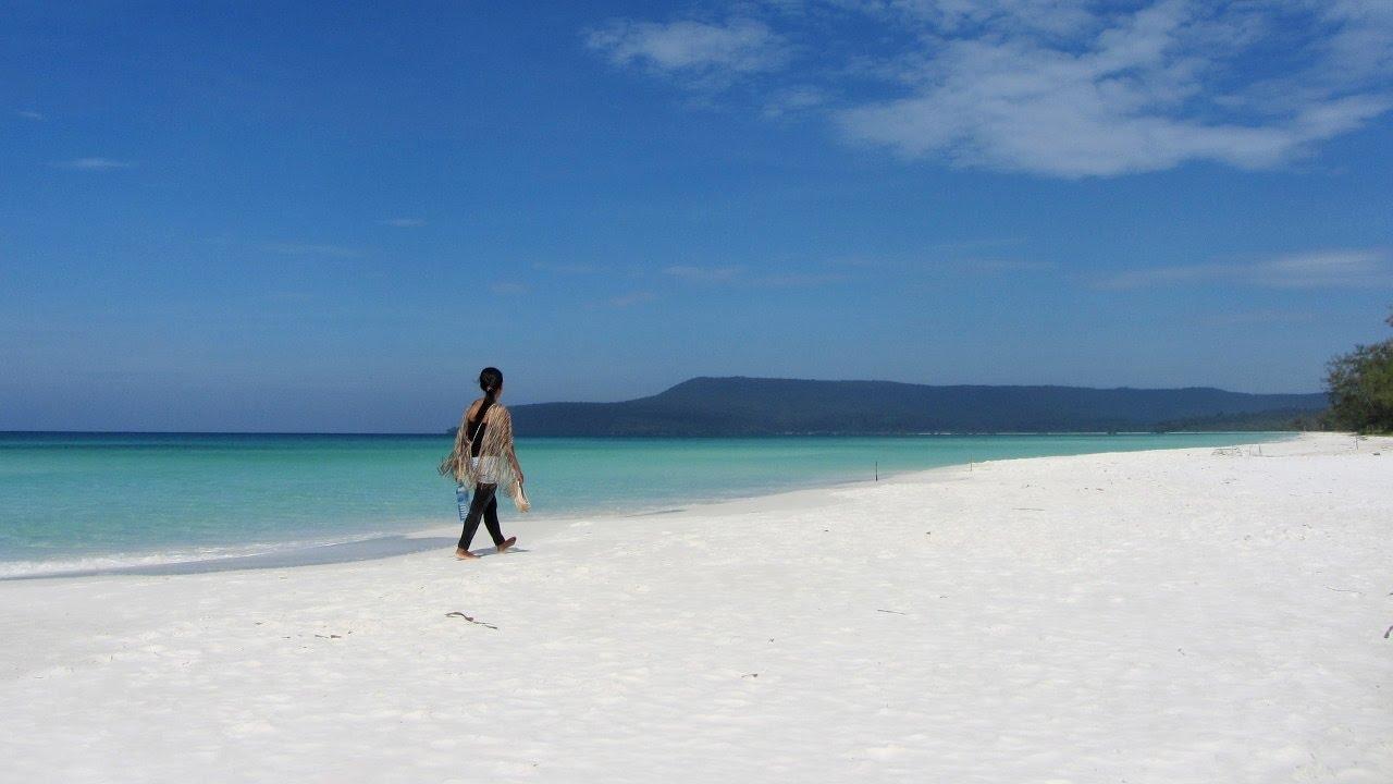 Туристы стремятся в новый райский уголок: пляжи Камбоджи (новости)