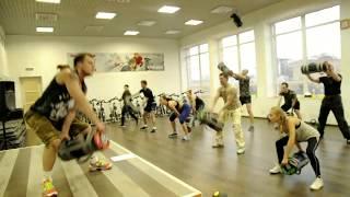 Функциональная тренировка Boot camp, 9 марта 2014, Fitnesservice