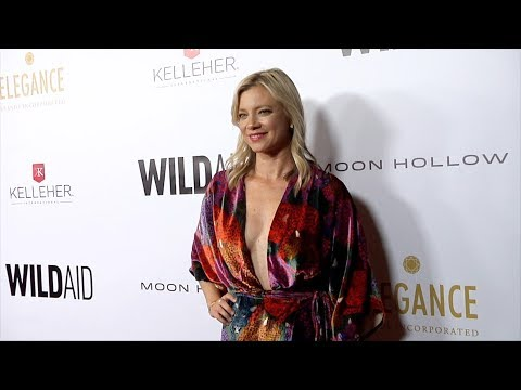 Amy Smart 2019 WildAid Gala A Night In Africa Red Carpet