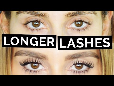 62227a18f8b Grow Longer Lashes in 30 Days! - YouTube