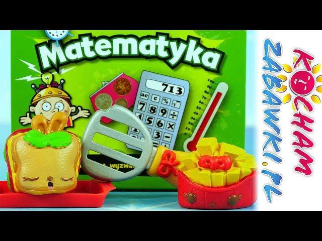 Num Noms • Challenge matematyczny • BrainBox Matematyka • gry i bajki dla dzieci