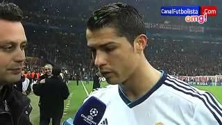 Cristiano Ronaldo Galatasaray vs Real Madrid 3-2 Champions League 09-04-2013
