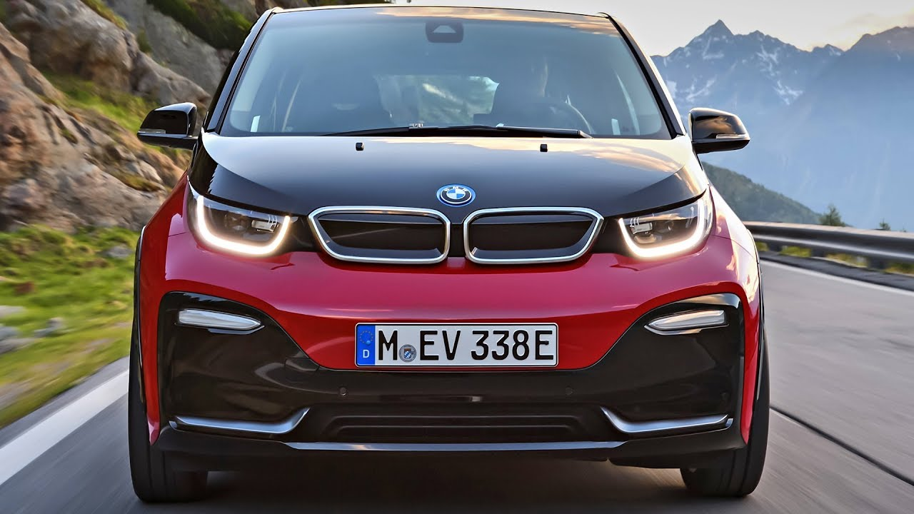 Bmw I3s 2018 Interior Exterior And Driving Youtube