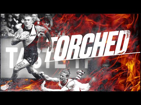Torched: The best baulks, bursts and fends | Round 7, 2018 | AFL