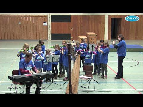 NUVO Musikklasse Biedenkopf - Frohe Weihnachten