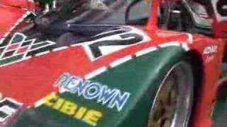 charge mazda 767b lemans 24 hour winner