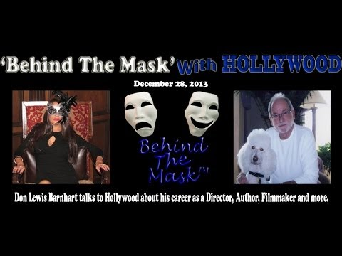 Hollywood Behind The Mask Radio interview with Don Lewis Barnhart