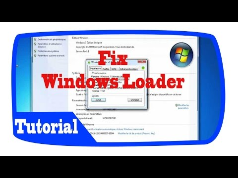Fix Windows Loader The Certificate wasn't successfully installed