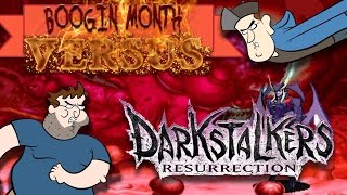 Darkstalkers: Resurrection (VS) - Boogin Month