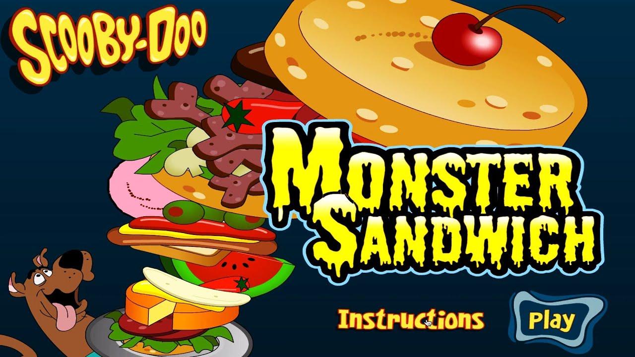Scooby Doo – Monster Sandwich