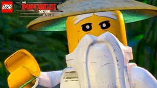 LEGO Ninjago Movie Videogame Прохождение Часть 5 МАСТЕР ВУ