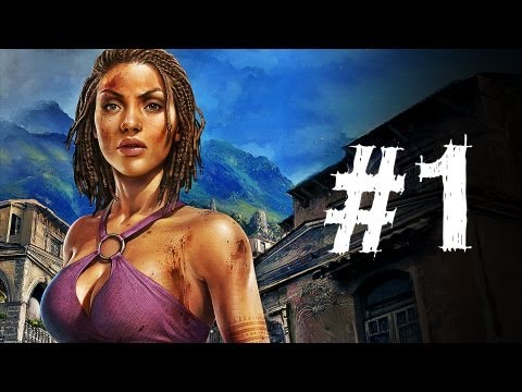 Dead Island Riptide Gameplay Walkthrough Part 1 - Intro - Chapter 1
