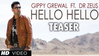 """""""hello hello gippy grewal"""" new song teaser 2013 (official) 