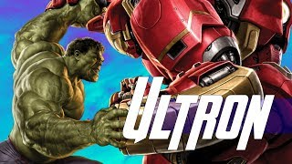 MCU Concept Art - Avengers & Avengers Age of Ultron