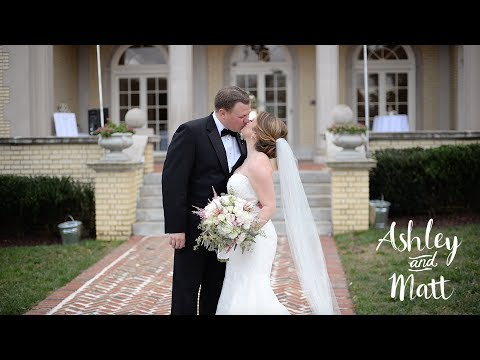 Ashley + Matt | Trailer | Charlotte Wedding | Separk Mansion Wedding