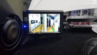 플러스윙 S2 사이드블랙박스와 아이볼트 커넥티드 장착