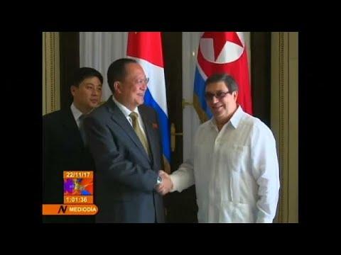 North Korea And Cuba Reject 'US Demands'