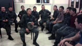 Hava Er Eğitim Tugay Komutanlıgı Kütahya 92/3 Veda