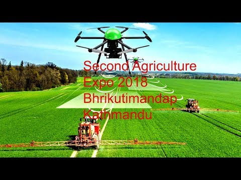 Face The Market  of Agricultural Expo 2018