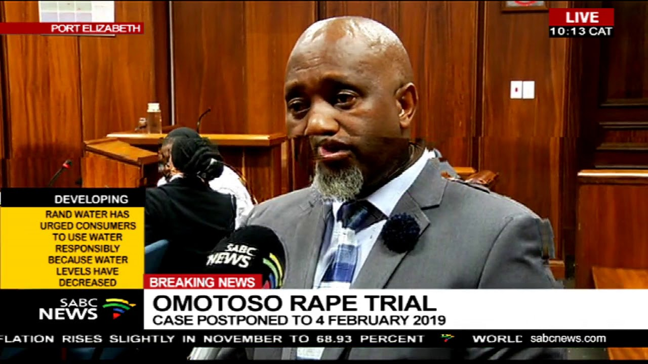 BREAKING: Timothy Omotoso trial postponed to 4 February 2019