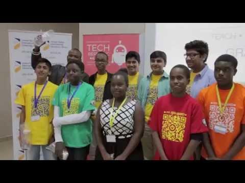 Kenya's Biggest Teens Coding Event | Innovation Camp