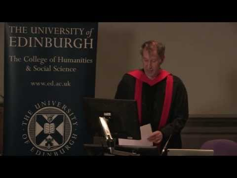 Prof. Mark Dorrian - What's Interesting? On the Ascendency of an Evaluative Term
