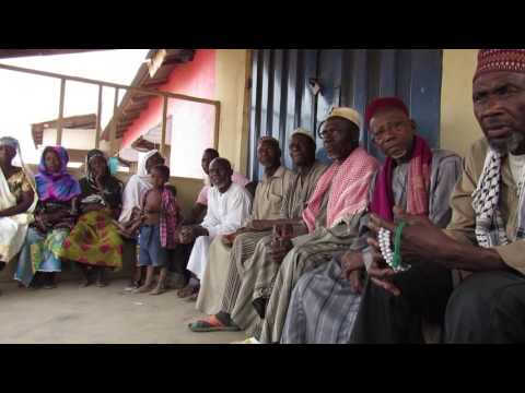 conversation with Moringa farmers in Ghana
