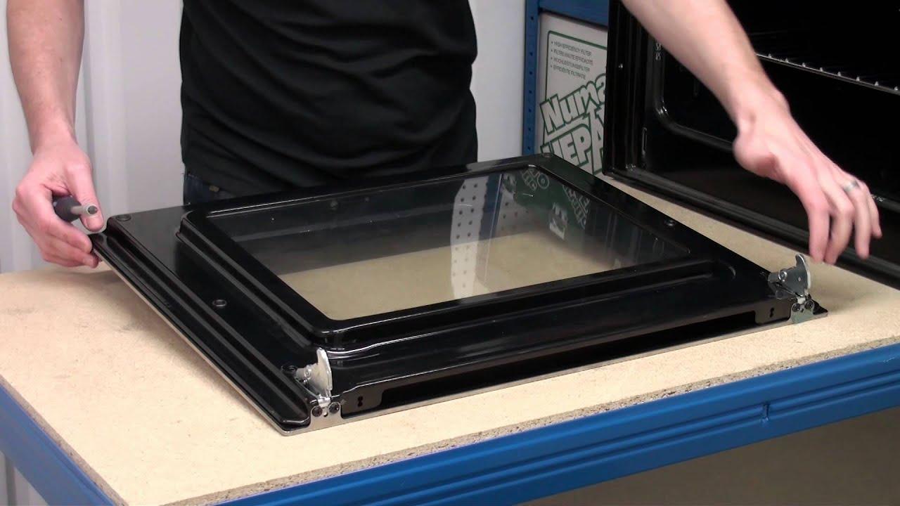 Oven Door Handle Replacement